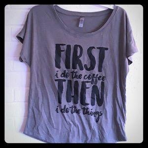 Next level t shirt